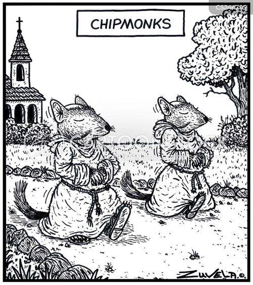 chipmunks cartoon