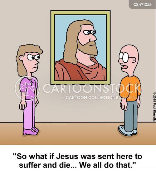 athiest cartoon