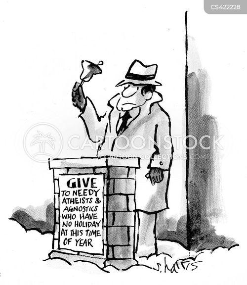 agnostism cartoon