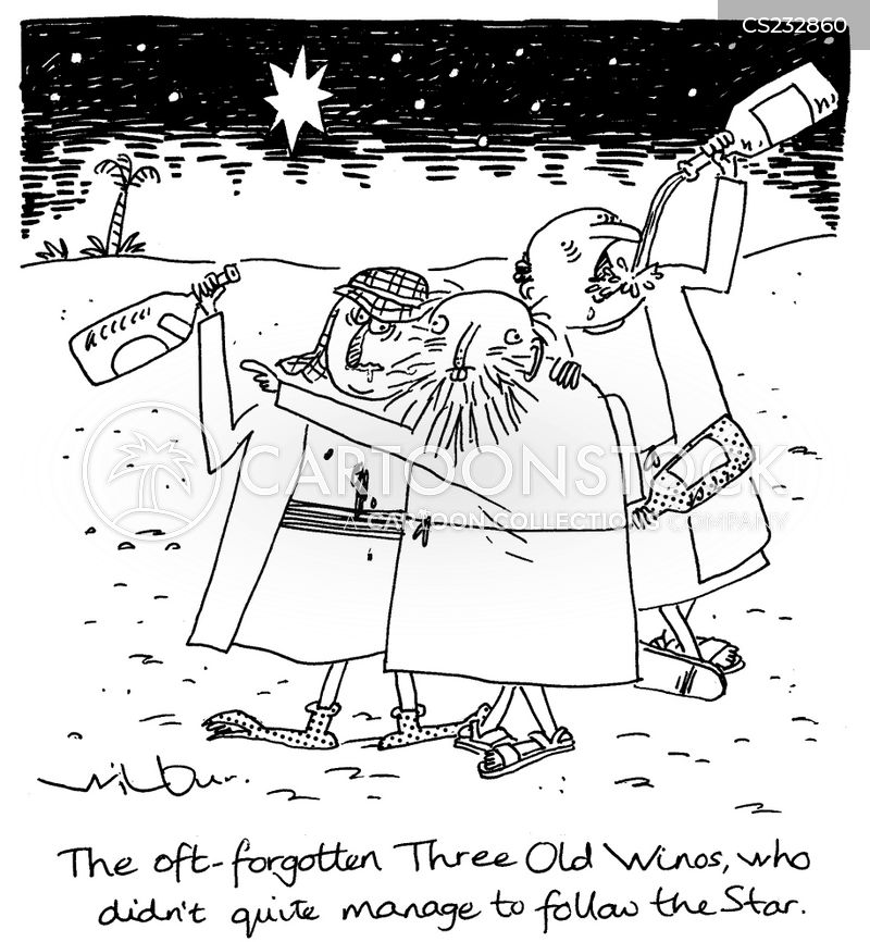 christmas stories cartoon