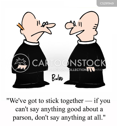 stick together cartoon