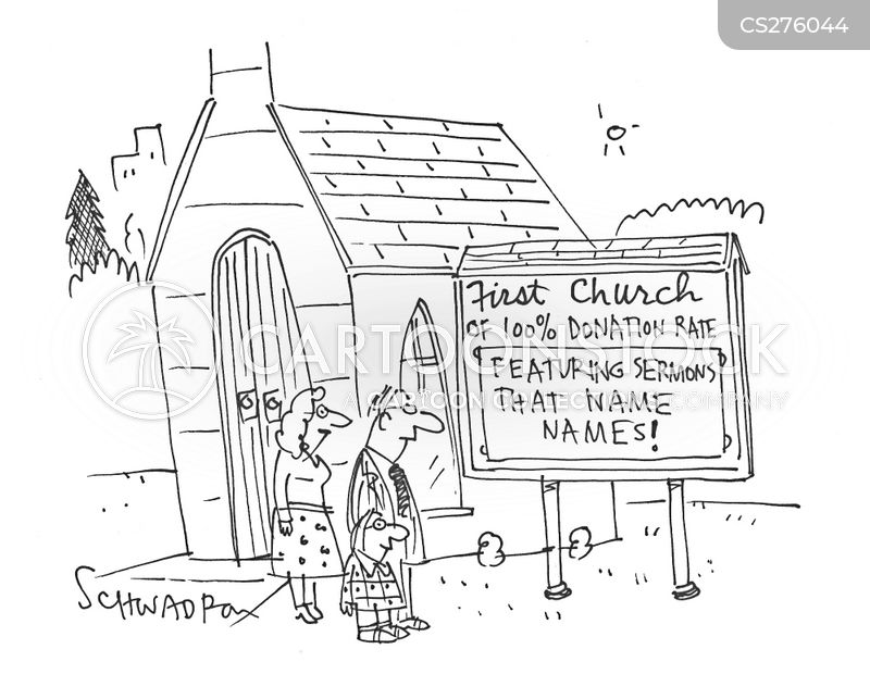 Naming Names Cartoons And Comics Funny Pictures From Cartoonstock