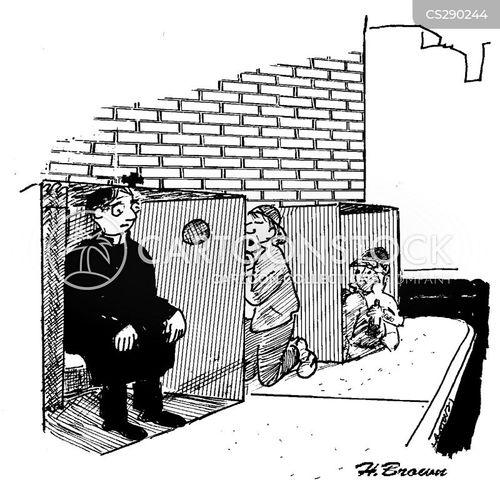 evict cartoon