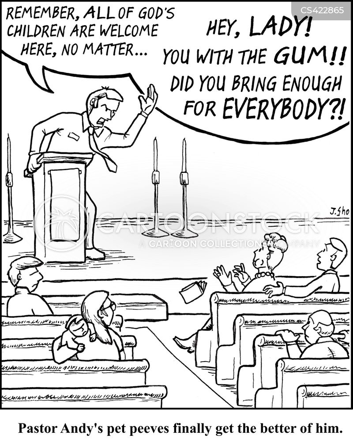 pet peeves cartoon