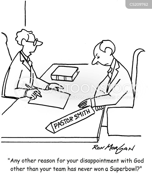 crisis of faith cartoon