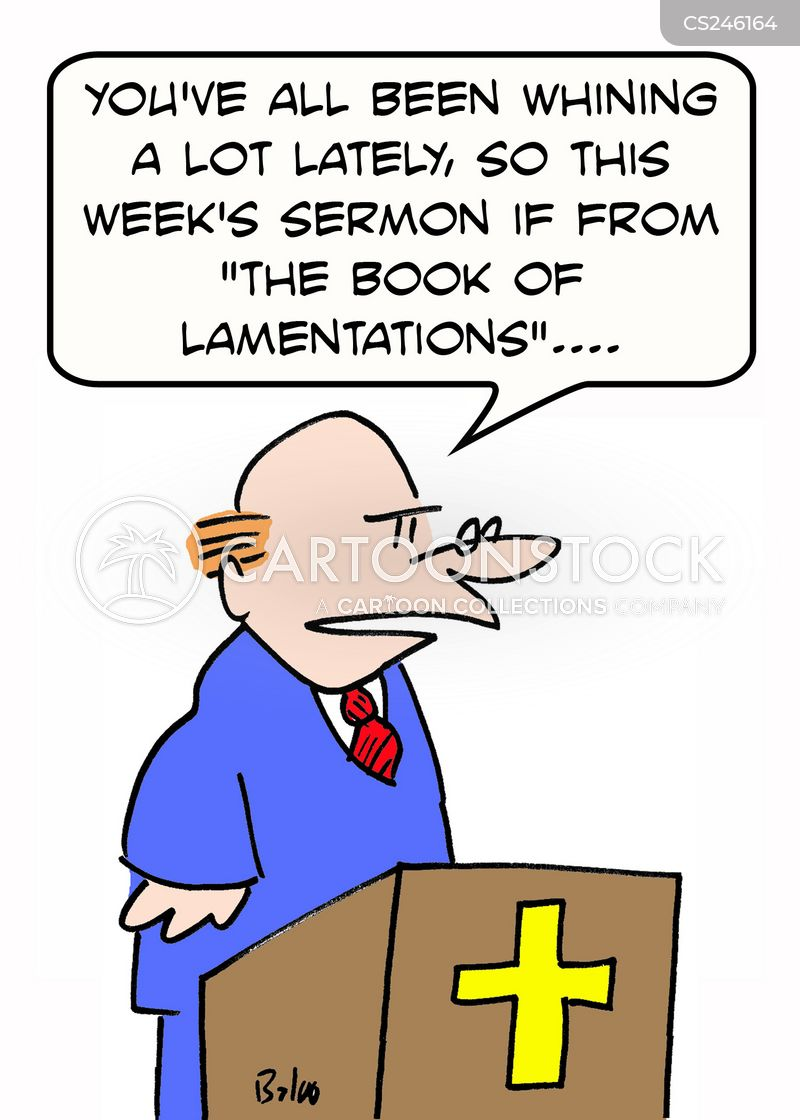 laments cartoon