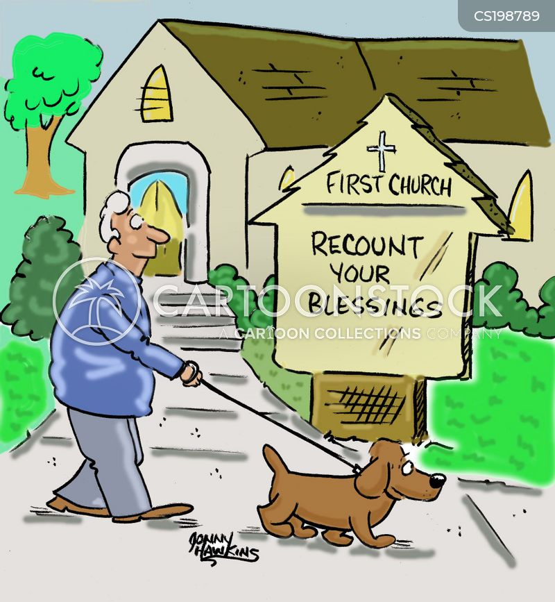 blessings cartoon