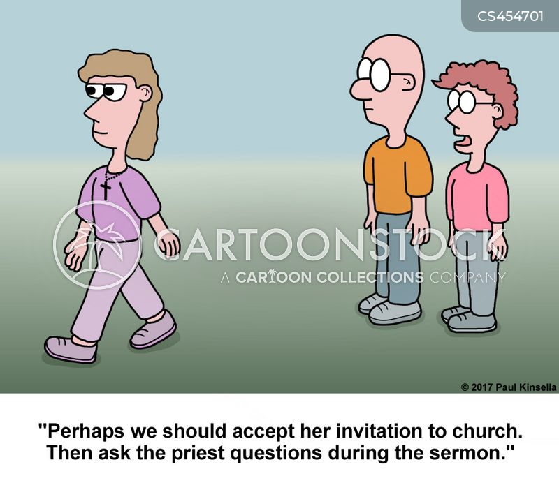 theologian cartoon