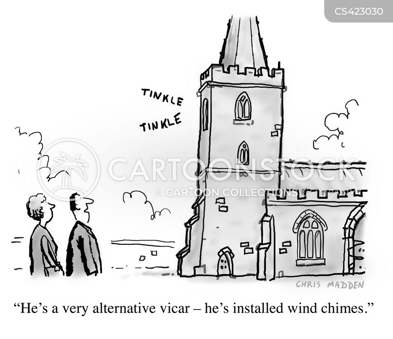windchime cartoon
