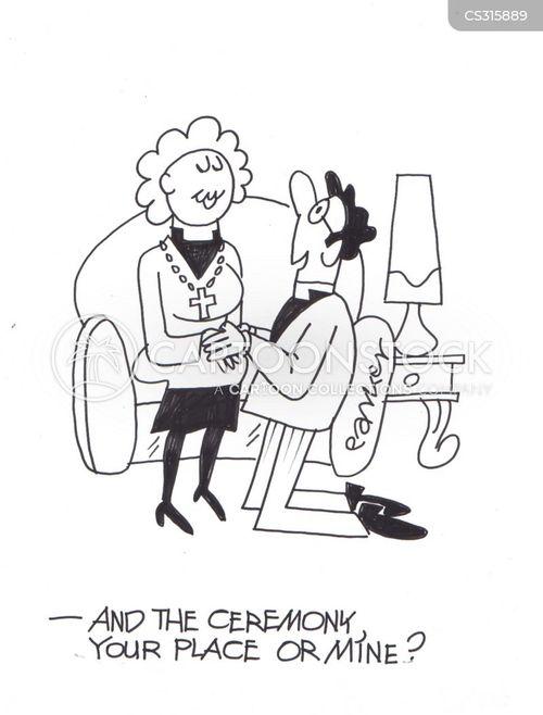 parishes cartoon