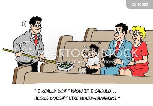 moral dilemmas cartoon