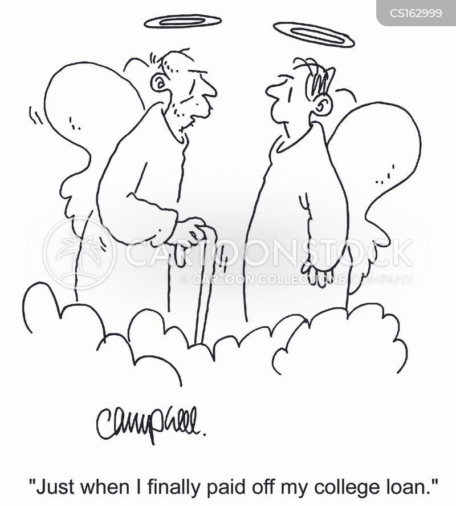 higher ed cartoon