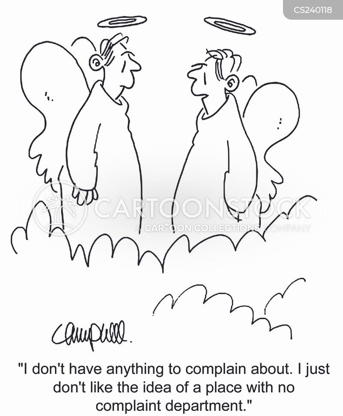 discontent cartoon