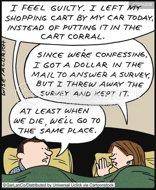 guilts cartoon