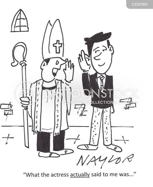 sacraments cartoon