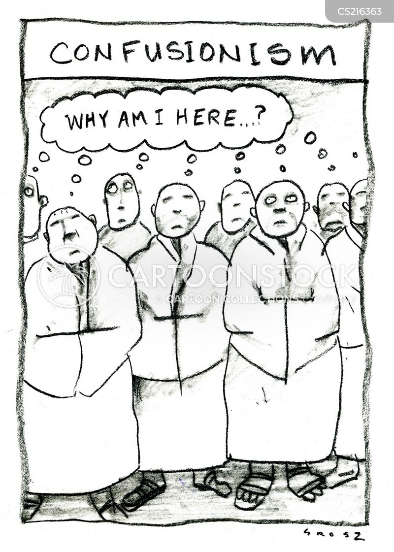 commune cartoon