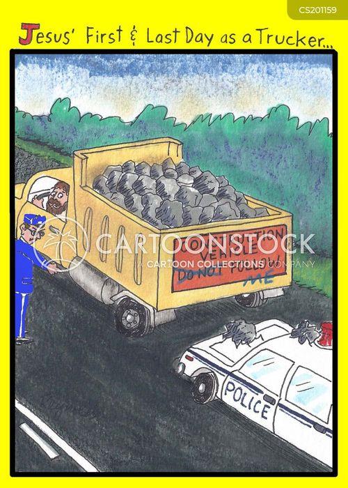 evangelicals cartoon