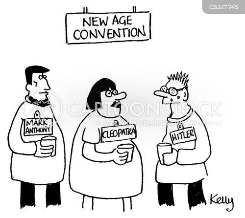 alternative religion cartoon