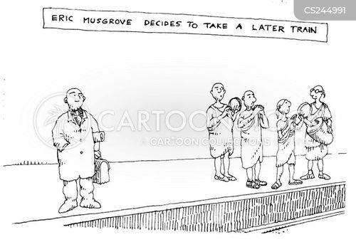 hari krishna cartoon
