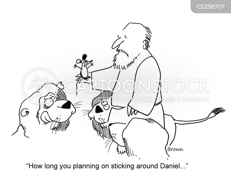daniel cartoon