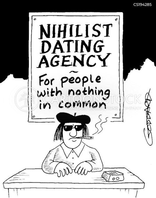 existence cartoon