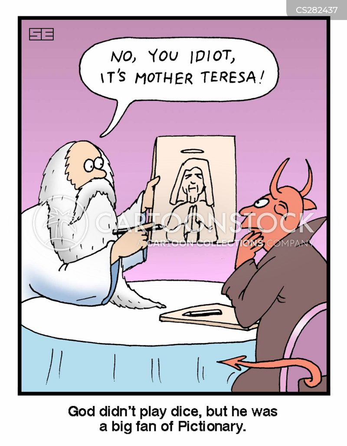 drawn cartoon