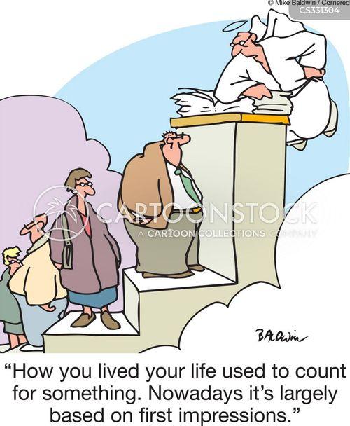judgment day cartoon