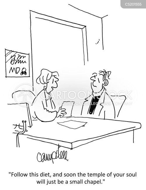 diet plans cartoon