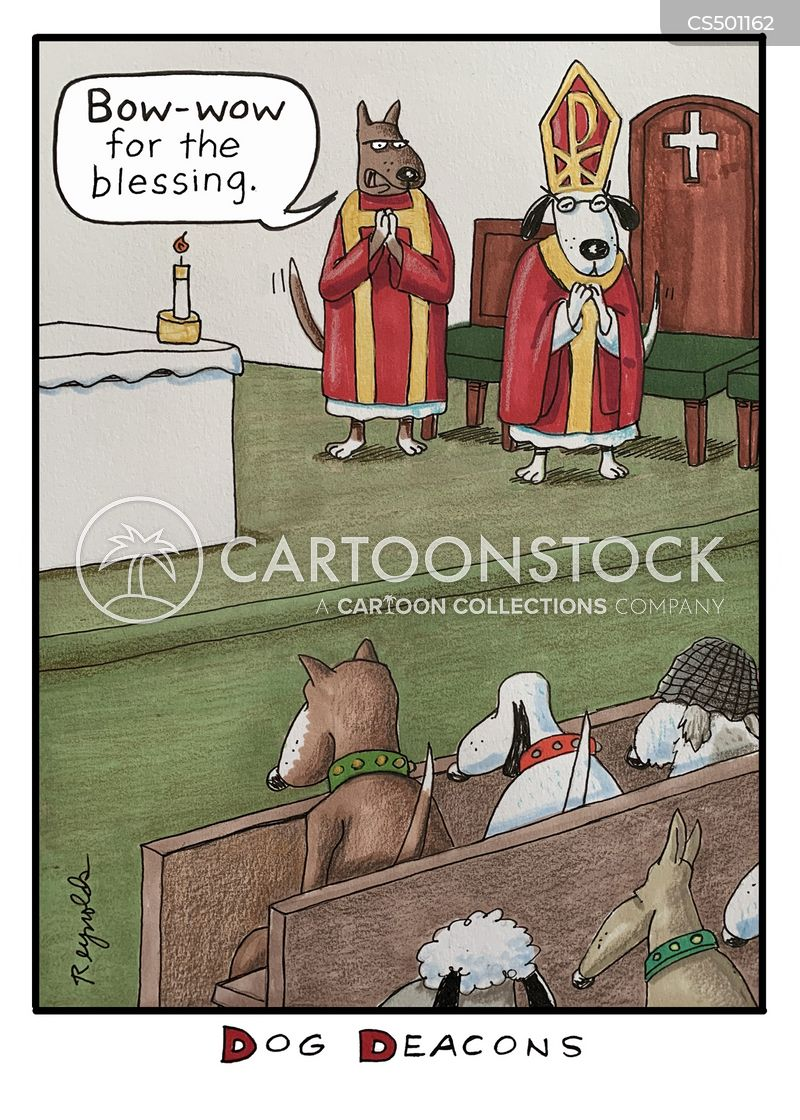 religious observation cartoon