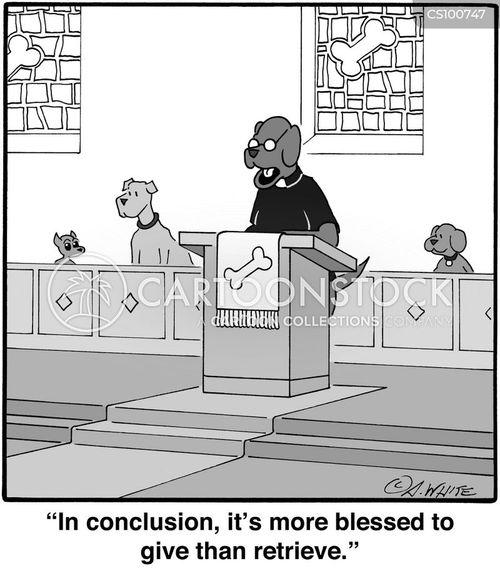 baptist cartoon