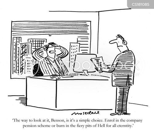 employment laws cartoon