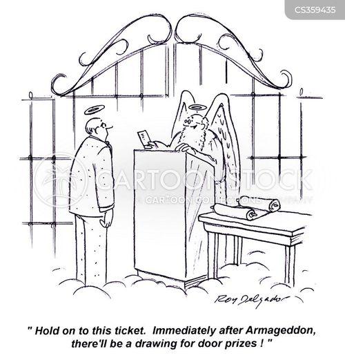 prized cartoon