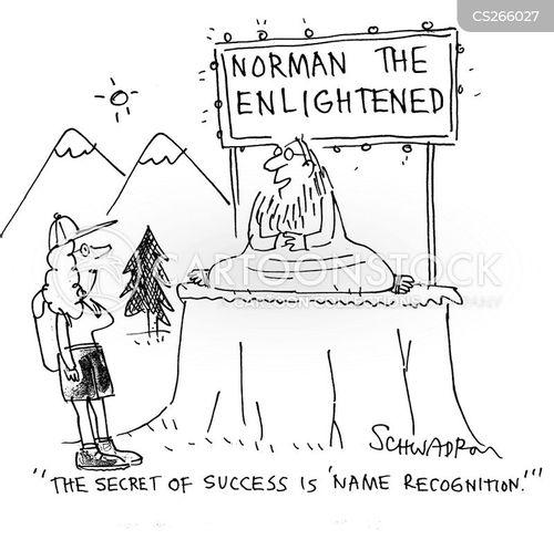 enlightens cartoon
