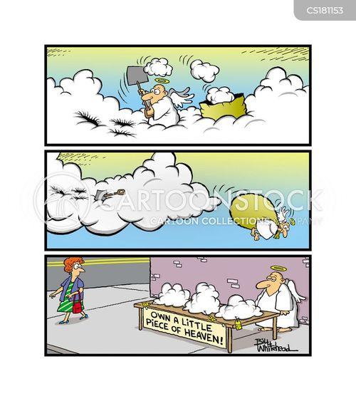 paradises cartoon
