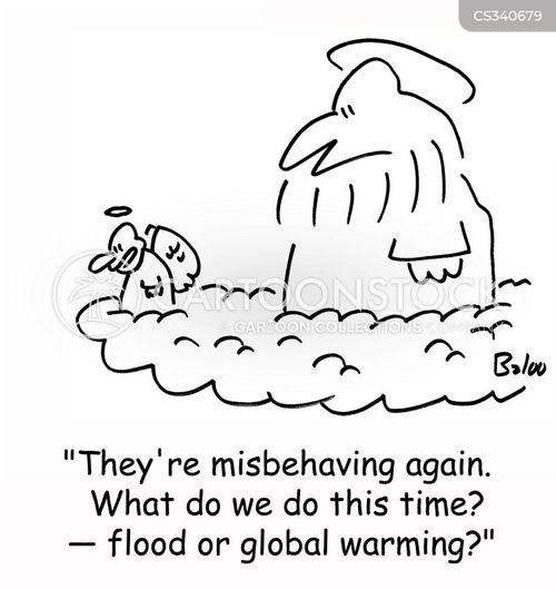 divine wrath cartoon