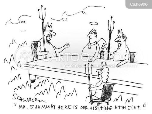 ethics comittee cartoon