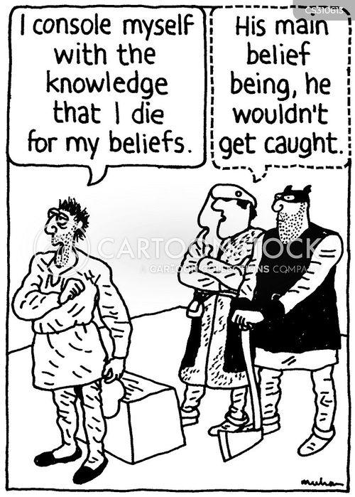 martyrdoms cartoon
