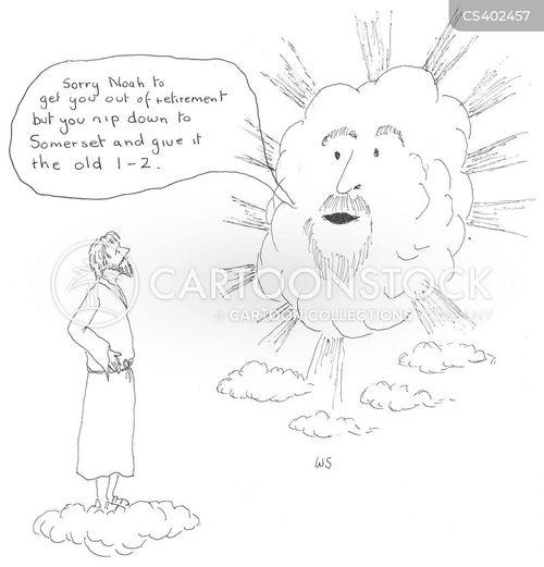 weather condition cartoon