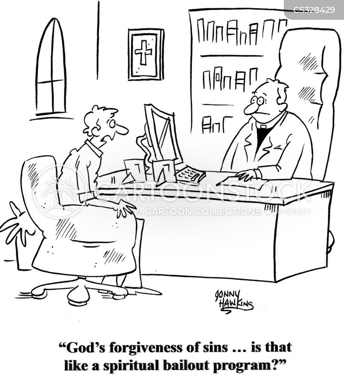 forgiven cartoon