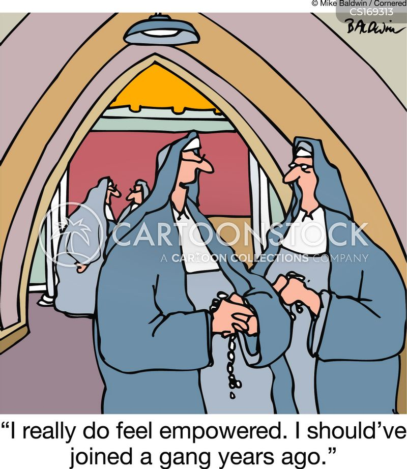 empowerment cartoon
