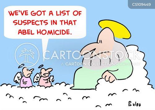 abel cartoon