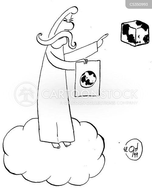 round world cartoon