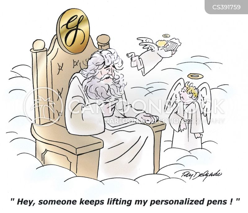 personalization cartoon