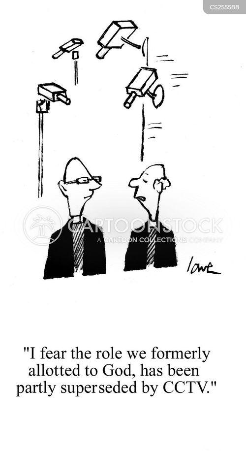 vigilance cartoon