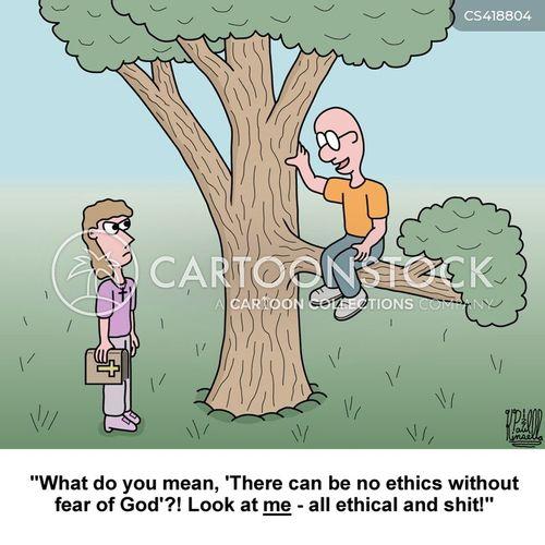 salvation cartoon