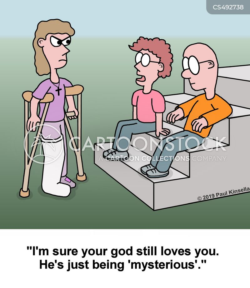 athiests cartoon