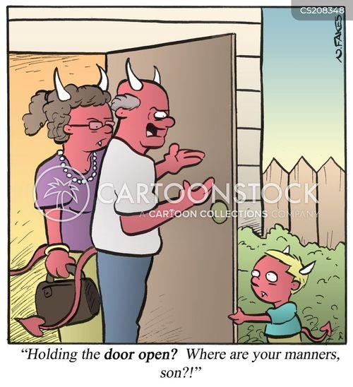 bad examples cartoon