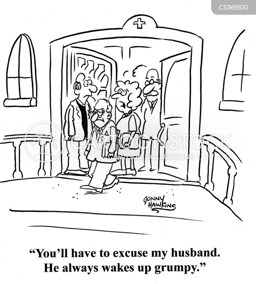 temperament cartoon