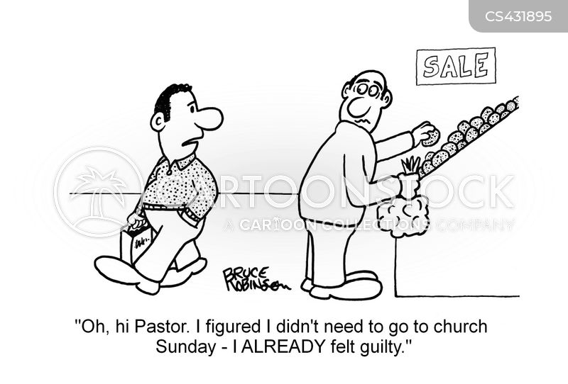 guiltiness cartoon