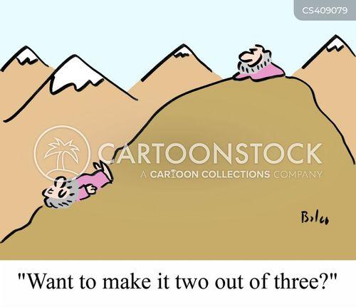englightened cartoon